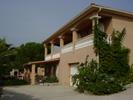 Locations En Corse du sud Villa              les Lauriers la Paratella à              environ 600 m des plages et de la ville.